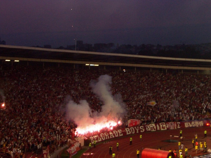 roter stern belgrad champions league