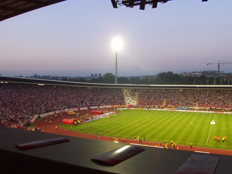 roter stern belgrad champions league